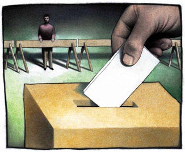 """9. """"Demokrasi çoğunluğun kanunu değil, azınlıklara saygıdır"""""""