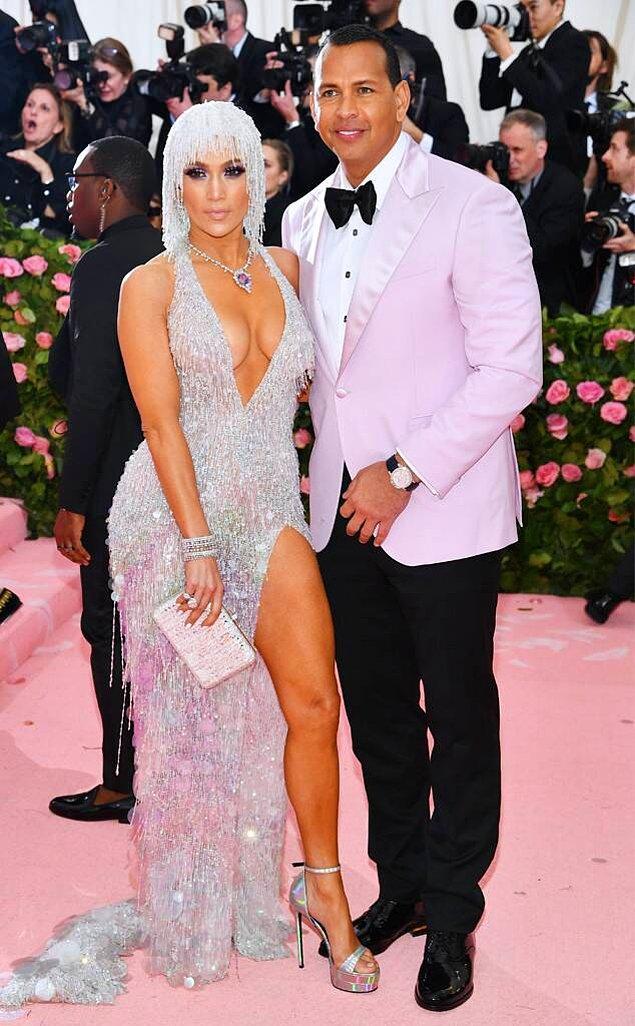 35. Jennifer Lopez ve Alex Rodriguez