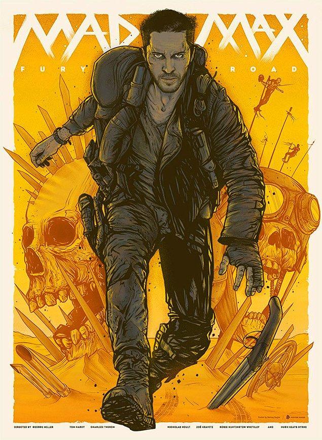 5. Mad Max: Fury Road