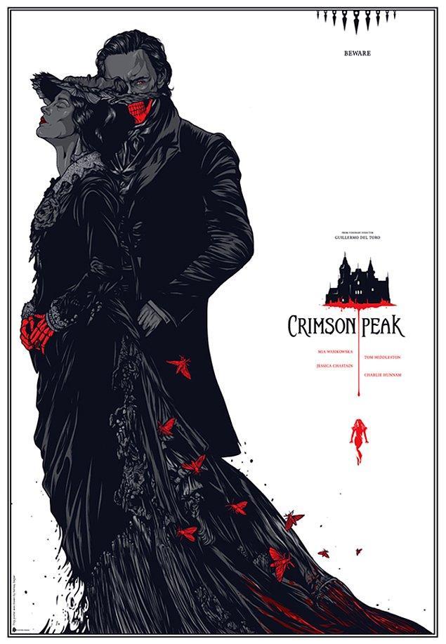 10. Crimson Peak