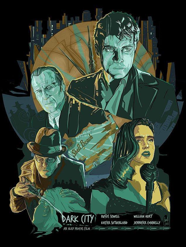 11. Dark City