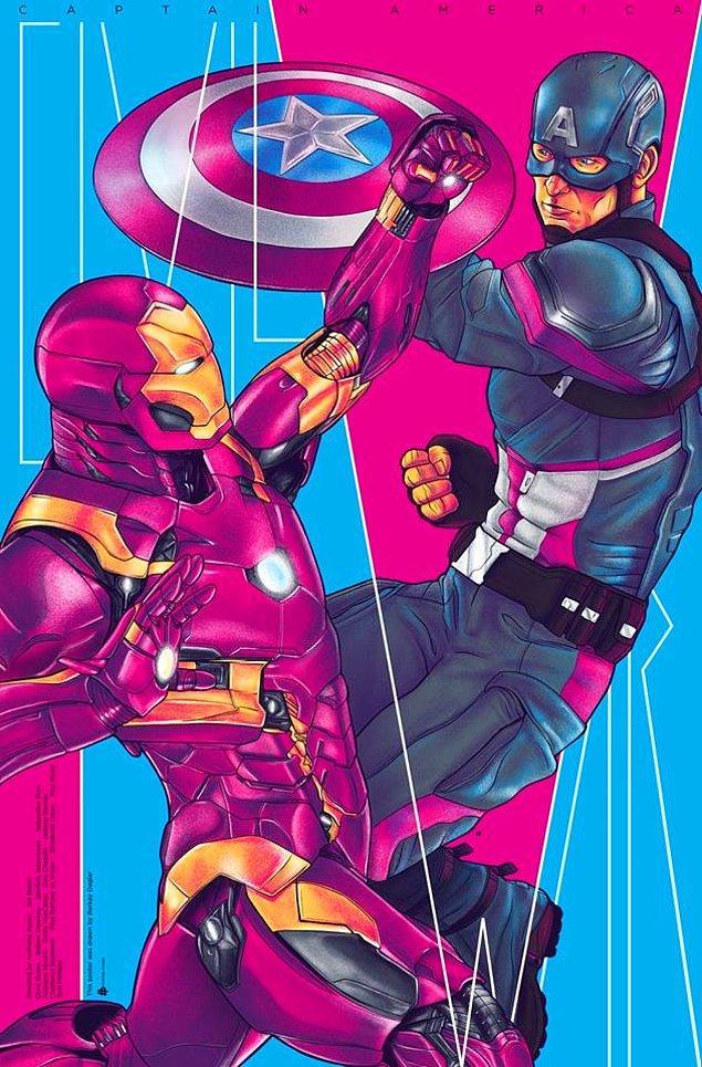 18. Captain America: Civil War