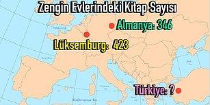 Ağaoğlu'nun Evinde Kaç Kitap Var? Avrupa'da Zengin Evlerinde Kaç Kitap Olduğu Araştırıldı, Türkiye Çuvalladı!