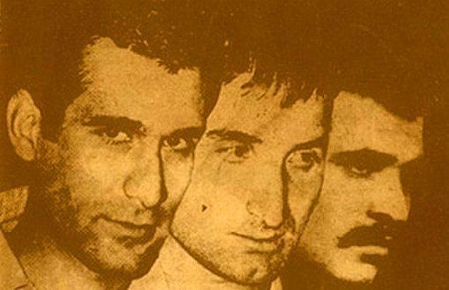 1972 - Deniz Gezmiş, Yusuf Aslan ve Hüseyin İnan, Ankara Merkez Kapalı Cezaevi'nde idam edildi.