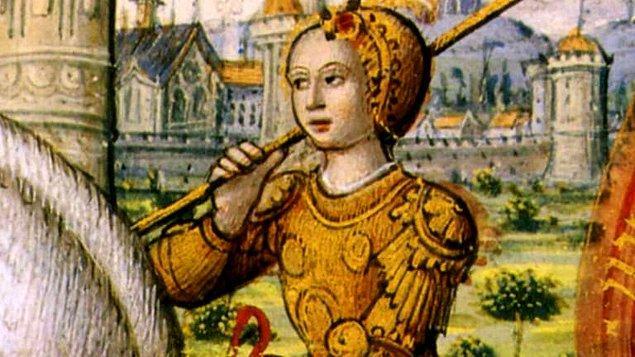1429 - Jeanne d'Arc İngilizler'den Orléans'ı alır; bu, Yüz Yıl Savaşları'nın seyrinde bir dönüş işaretidir.