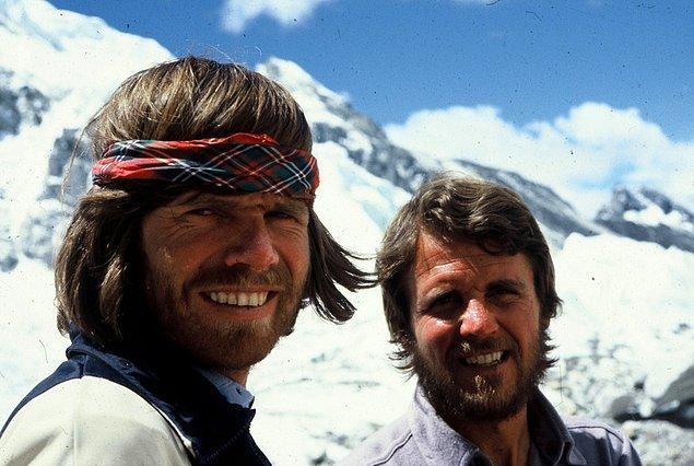 1978 - Reinhold Messner ve Peter Habeler adlı iki dağcı, ilk defa olarak Everest Dağı'na oksijen tüpleri olmaksızın tırmandılar.
