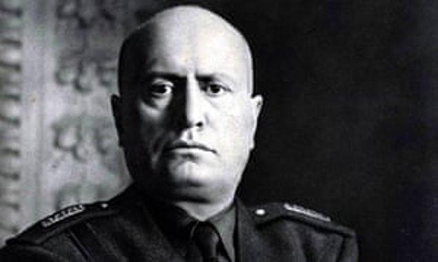 1936 - Benito Mussolini, İtalya Faşist İmparatorluğu'nu ilan etti.