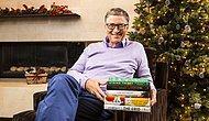 Kitap Kurtları Bunlara Bayılacak! Bill Gates'in Son 7 Yılda Önerdiği Tüm Kitaplar