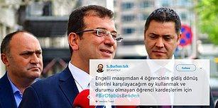 Seçim İptal Edildi, Herkes Tek Yürek Oldu! #BirOtobüsBenden Hashtag'iyle Seçim Günü İçin Yardımlaşma Başlatıldı