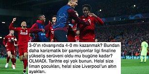 Mucizenin Adı Liverpool! 3-0'ın Rövanşında Barcelona'yı Dağıtarak Şampiyonlar Ligi'nde Finale Çıktılar
