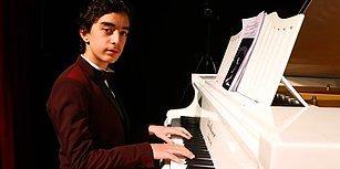 İki Yıldır Kimsesiz Çocuklar Yararına Konser Veren Lise Öğrencisi İbrahim Cem Yıldırım ile Tanışın!