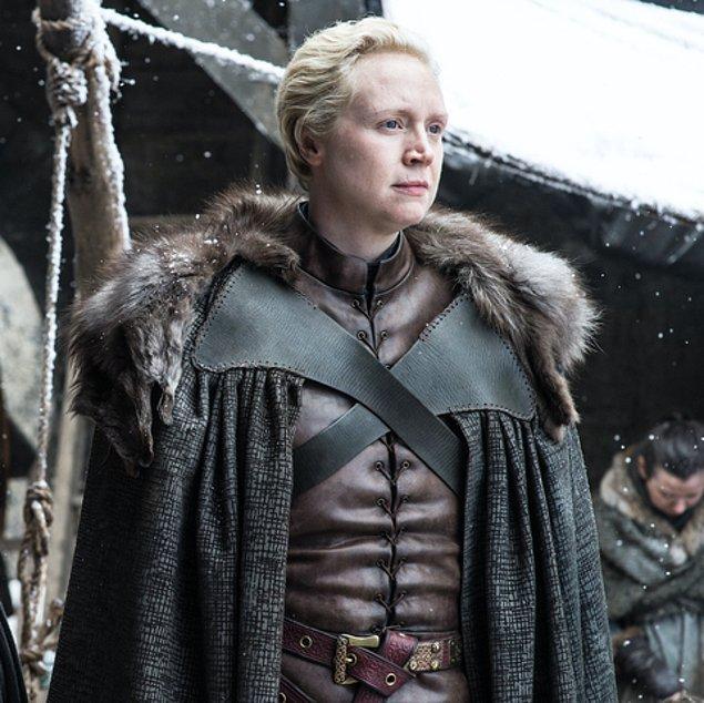 Game of Thrones dizisinde sevdiğimiz karakterlerden biri varsa, Brienne of Tarth listenin en başındaki isimlerden biridir. Haksız mıyım?
