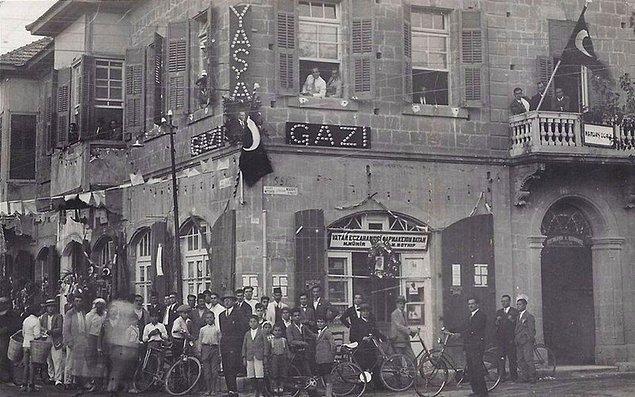 17. Konya, 1935.