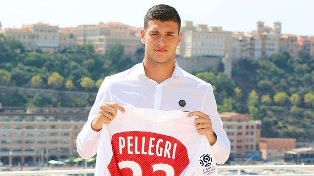 50. PIETRO PELLEGRI - Monaco
