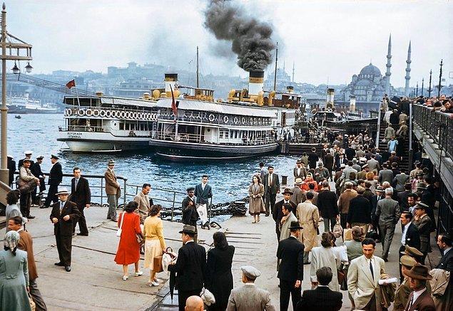 25. İstanbul, 1948.