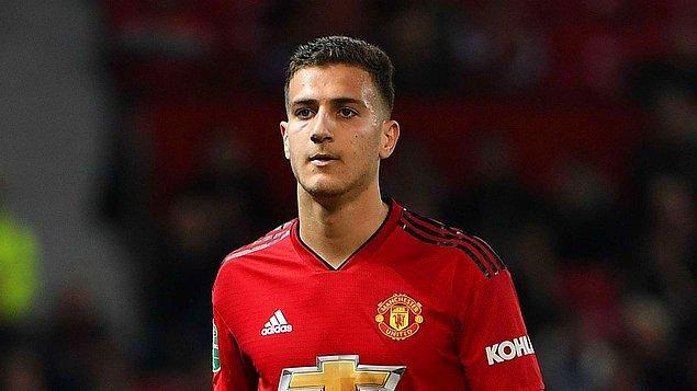 13. DIOGO DALOT - Manchester United