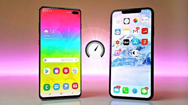 2019 Akıllı Telefonlar Karşılaştırması: iPhone XS Max vs Samsung S10