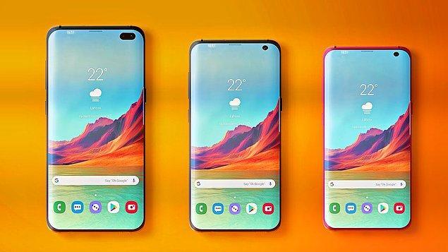 2019 Samsung Galaxy S10+ (128GB) 7499 TL KDV dahil