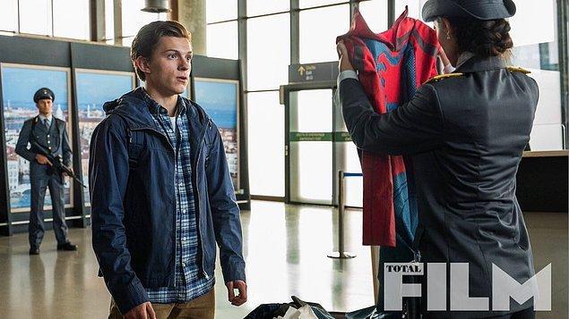 9. Spider-Man: Far From Home'dan görsel yayınlandı.