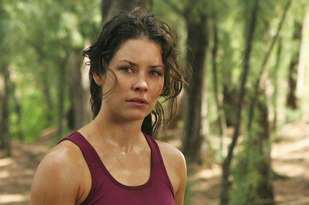 10. Evangeline Lilly, Albedo isimli bilimkurgu dizisinde dedektif rolünde oynayacak.