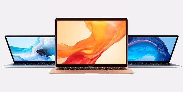 2014 Macbook Air: 2599 TL