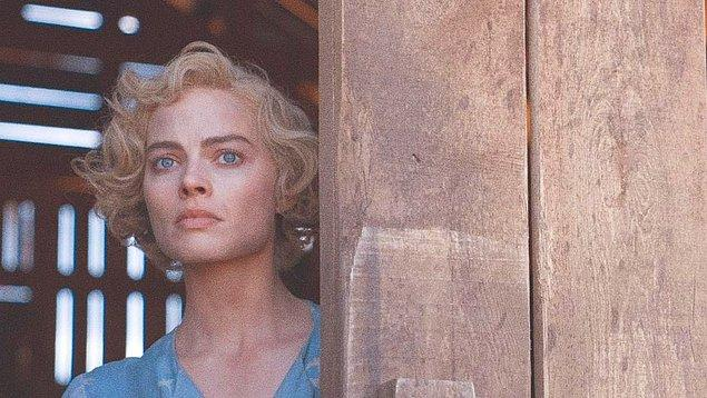 13. Margot Robbie'nin, Büyük Buhran dönemindeki bir soyguncuyu canlandırdığı Dreamland filminden yayınlanan görseller.