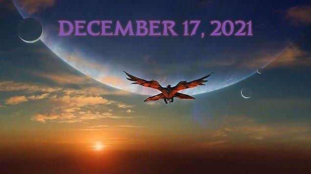16. Avatar devam filmlerinin vizyon tarihleri açıklandı.