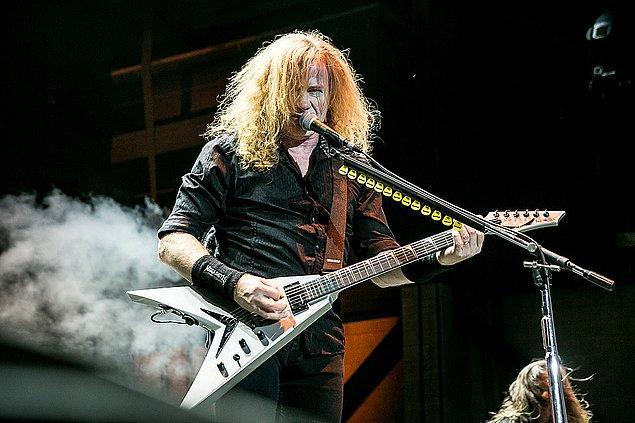 Bu talihsiz sürecin ardından Mustaine, günümüzde hala çalmaya devam ettiği Megadeth grubunu kurdu!