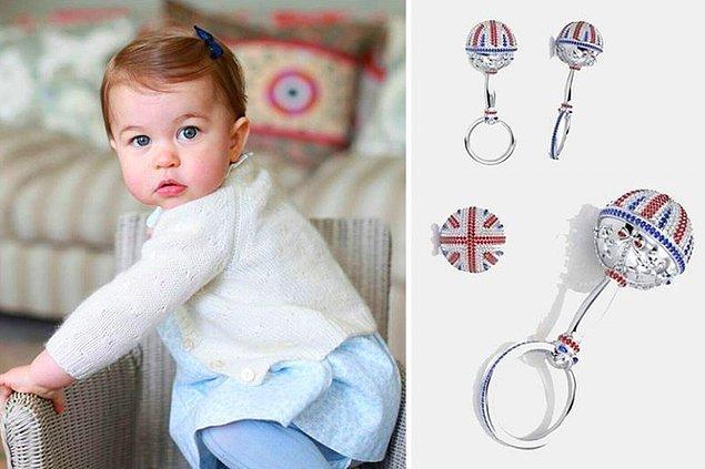 4. Kraliyet bebek çıngırağı - 44 bin dolar