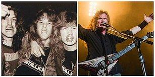 Metallica'dan Kovuldu, Megadeth ile Efsane Oldu: Gitarı Konuşturan Adam Dave Mustaine ve Müzik Kariyerinin İlginç Öyküsü