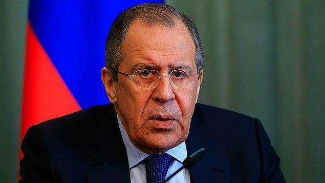 Lavrov İran'ın kararından ABD'yi sorumlu tuttu