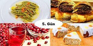 'Akşam İftara Ne Pişirsem?' Diye Düşünmeyin! Ramazan'ın 5. Günü İçin İftar Menüsü Önerisi