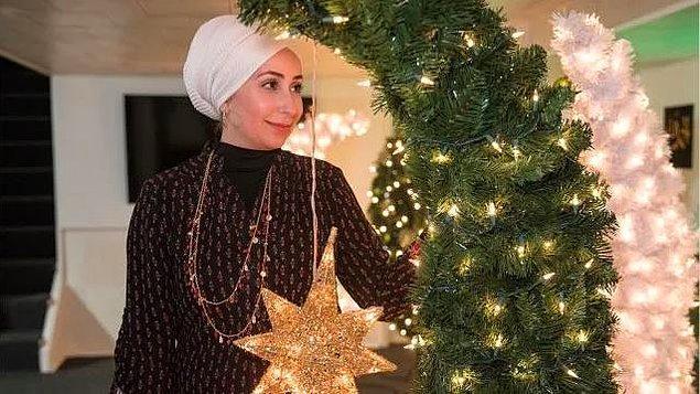 Bu ağaçları tasarlayan kişi ise Samar Baydoun Bazzi adlı bir kadın.