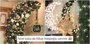 Ramazan Ayı İçin Yeni Bir Dekorasyon Fikri Olarak Ortaya Çıkan ve Tartışmalara Yol Açan Ramazan Ağaçları