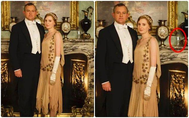12. Downton Abbey (Downtown Manastırı)