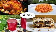 'Akşam İftara Ne Pişirsem?' Diye Düşünmeyin! Ramazan'ın 6. Günü İçin İftar Menüsü Önerisi