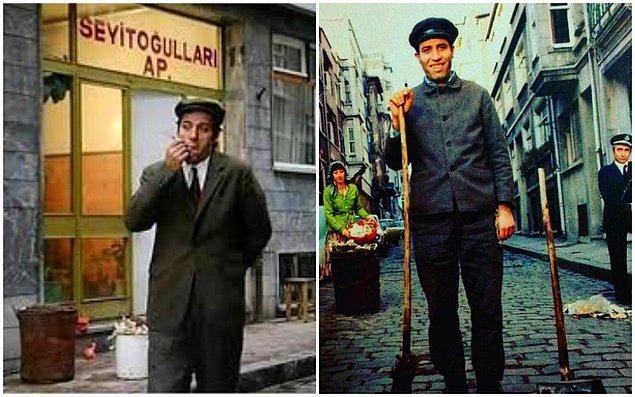 2. Aynı sokakta bir sonraki yıl da efsane film Çöpçüler Kralı çekilmiş fakat sokağın farklı bir bölümü kullanışmış. Kapıcılar Kralı 1976, Çöpçüler Kralı 1977 yapımı.