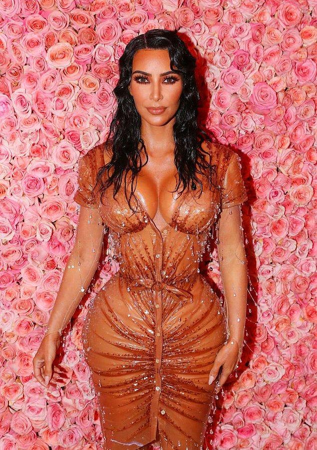 Kim, Met Gala için hazırlandığı sırada Vogue bütün süreci bir video için kayıt etti.