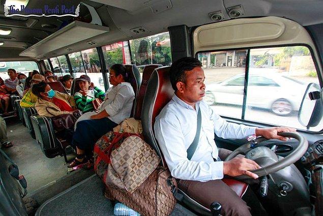 Özellikle toplu taşıma araçlarında şoförün otoritesi yolcuların güvenli biçimde seyahat etmesini sağlıyor.