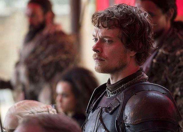 12. Euron ve Cersei'nin yanında yer almayı reddetti.