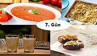 """""""Akşam İftara Ne Pişirsem?"""" Diye Düşünmeyin! Ramazan'ın 7. Günü İçin İftar Menüsü Önerisi"""