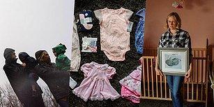 Bebeğini Kucağına Almak İçin Gün Sayarken Düşük Yapan Annenin İçinizi Paramparça Edecek Fotoğraf Serisi