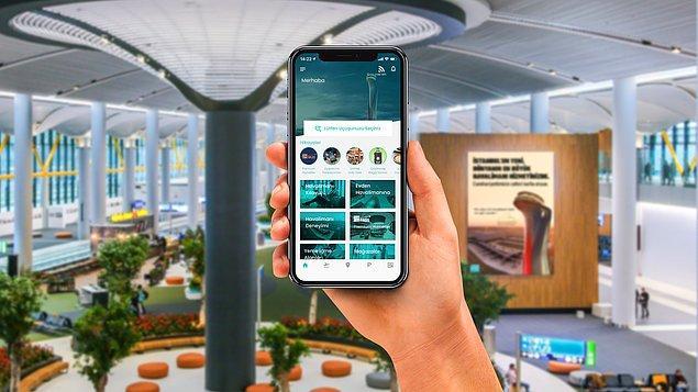 5. Istanbul Airport uygulaması ile ulaşım seçeneklerinden, uçuş takip özelliğine, ücretsiz wi-fi hizmetinden havalimanı rehberi özelliğine kadar işinize yarayacak tüm önemli bilgilerle zaman kazanabilirsiniz.
