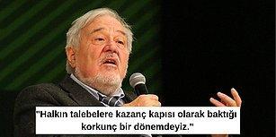 Nasıl Olmamalı? İlber Ortaylı'nın Türkiye'deki Eğitim Sistemiyle İlgili Cahilsavar 15 Düşüncesi