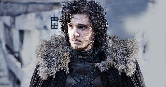 3. Jon Snow - Murat