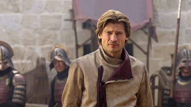 8. Jaime Lannister - Serkan