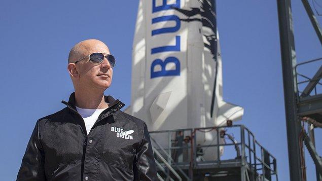 Teknoloji milyarderleri arasındaki uzay yarışında rekabet artıyor.