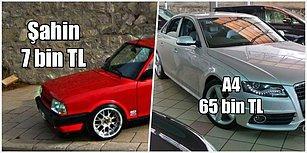 Son 5 Yılda İkinci El Otomobillerin Fiyatı Ne Kadar Değişti?