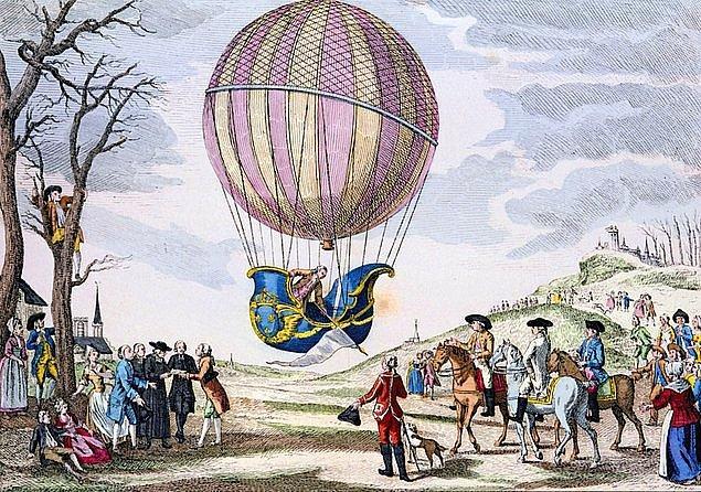 Andree'nin planı sıcak hava balonlarıyla gerçekliğe ulaşacaktı, bu yüzden kendi hesaplarıyla bir çözüm ortaya attı.