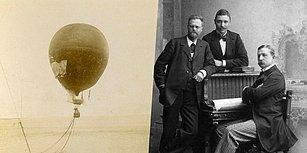 En Cesur 3 İnsan: Kutupların Sırrını Çözmek İçin Balonla Yola Çıkıp Gizemli Ölümleriyle Tarihe Geçen Kartal Ekibi